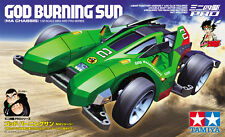 Mini4wd God Burning Sun MA Chassis Item 18644 Tamiya