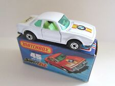 Matchbox Superfast 45b BMW 3.0csl - MANHALTER - Mint/Boxed