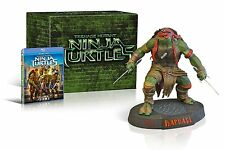 Teenage Mutant Ninja Turtles Limited Set Raphael Statue (Blu-Ray DVD)