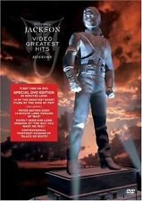 Michael Jackson - Video Greatest Hits - HIStory (1995)  - NEW DVD