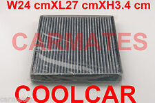 Air Cabin Active Carbon Pollen Filter For Hyundai Elantra Matrix 97133-2D900 OZ