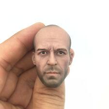Custom1/6 Jason Statham  Head Sculpt for Hot Toys Muscular Body Headplay