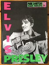 ELVIS PRESLEY - Paul Lighter's MAGIC MOMENTS - Limited Collectible - Jesse Books