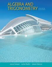 Algebra and Trigonometry by Lothar Redlin, James Stewart and Saleem Watson...