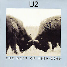 The Best of 1990-2000 by U2 (CD, Nov-2002, Island (Label)) 2 CDs  31 Songs