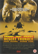 DESERT THUNDER - Daniel Baldwin, Richard Tyson, David St James, Tim Abell(DVD02)