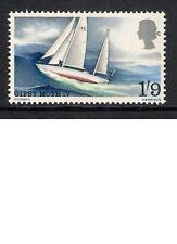 GB 1967 sg751 Sir Francis Chichester's World Voyage Gypsy Moth IV stamp MNH