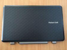 Packard Bell Etna Gl Tn65 Pantalla Lcd Tapa Cubierta Trasera panel plástico 60,4 j702.006