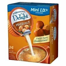 International Delight Hazelnut Coffee Creamer Singles