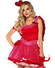 Kiss Me Cupid Adult Sexy Halloween Costume Leg Avenue 83793 Size XS NWT