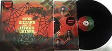LP KING GIZZARD & THE LIZARD WIZARD Nonagon Infinity - Heavenly HVNLP127 -SEALED