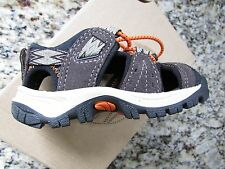 NEW TIMBERLAND EARTHKEEPERS BELKNAP BROWN SHOES SANDALS TODDLER BOYS 4 FREE SHIP