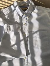 Ralph Lauren Rugby Oxford Lot Of 2 Size XL White/ Blue