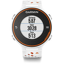 Garmin Forerunner 620 - White/Orange (Factory Refurbished)