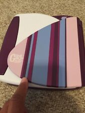 Girl Tech Password Journal with Voice Activated Lock Has Working Light Used