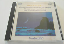 Night Music 1 / Favourites For Relaxing & Dreaming (CD Album) Used very good