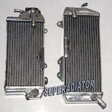 2009-2010 fit for Kawasaki KX450F KX 450F Aluminum Radiator 2 ROW New left right
