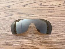 ienw Brown tinted  Replacement Lenses For-Oakley antix