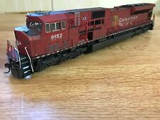 Kato Canadian Pacific SD90Mac Weathered with Tsunami Sound HO Scale