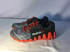 New Reebok ZigTech Black/Red Running Shoes - Mens Size 6 $69.99