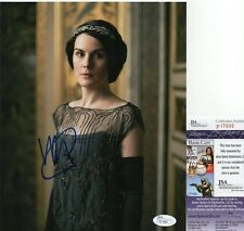 Michelle Dockery Signed Downton Abbey 8x10 Photo w/ JSA COA #P17699