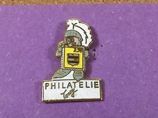 pins pin ville village torcy chevalier philatelie