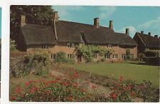Thatched House Hotel, Sulgrave 1976 Postcard, A478