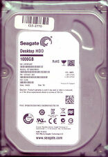 "Seagate 1TB Barracuda ST1000DM003 7200rpm 3.5"" desktop thin hard drive - 55 hrs"