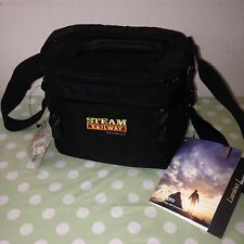 STEAM RAILWAY LOWEPRO 1 CAMERA SHOULDER BAG LUMINA 1 Series Pad Shock Absorbent