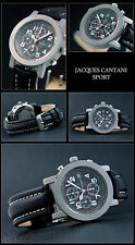SCOOTER CHRONOGRAPH WATCH FROM THE HOME JACQUES CANTANI OS-60 TIMEPIECE NEW