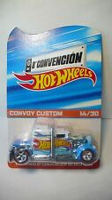 2015 Hot Wheels Mexico 8th Convention Convoy Custom 14/30