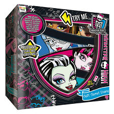 MONSTER HIGH SOFT SECRET DIARY PILLOW WITH MP3 SPEAKER GIRLS GIFT TOY