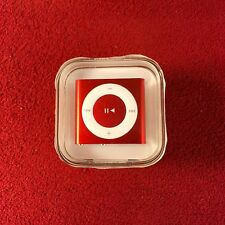 New Sealed Apple iPod Shuffle Product Red Special Edition 2GB A1373 4th Gen