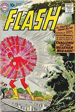 Flash #110 DC Comics 1960 Broome/Infantino 1st App Kid Flash, Weather Wizard FN-