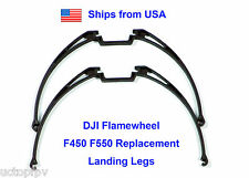 Replacement Leg 2pk for Multifunction Landing Skid Gear DJI Flamewheel F450 F550