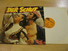 LP  Karl May Der Schut Vinyl Schallplatte Hörspiel PRIMAPHON PMR 4023