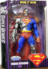 "DC Super Heroes Collection_CYBORG SUPERMAN 12 "" figure_Exclusive Limited Edition"