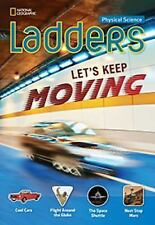 Ladders Science 4: Let's Keep Moving! (below-level), National Geographic Learnin
