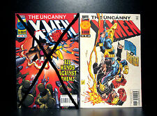 COMICS: Marvel: Uncanny X-men #339 (1990s), 1st Brotherhood app - (wolverine)