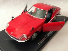 Nissan Fairlady 240Z (DATSUN 240Z) [1971]  Red 1:24 Die-cast Scale Model Z-CAR