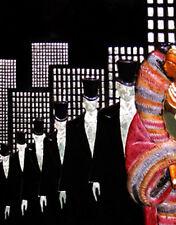 """Erte    (Romain De Tirtoff)  """"Top Hats Bas-Relief""""   Wall Sculpture   MAKE OFFER"""