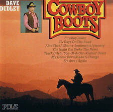 "Dave Dudley ""Cowboy Boots"" top country CD champignon 1991 NOUVEAU & OVP 18 tracks"