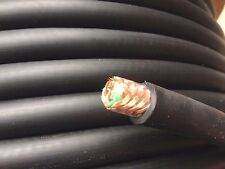 50' Foot, 12/3 AWG Gauge, SOOW Copper Shielded Portable Flexible Wire Cable