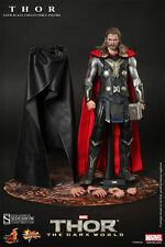 HOT TOYS THOR THE DARK WORLD Chris Hemsworth 1:6 FIGURE ~Sealed in Brown Box~