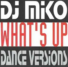 Whats Up-Cd5 by DJ Miko - Disc Only No Case