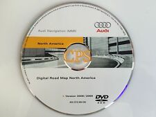 2005 2006 2007 2008 2009 Audi A8 S8 RS8 A6 S6 Quattro Avant Navigation DVD Map