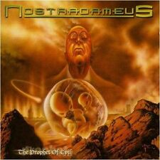 Nostradameus-the Prophet of Evil CD