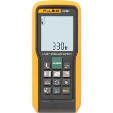 *NEW* Fluke 424D Laser Distance Meter, II Class, (100m/330ft) Range w/ Pouch
