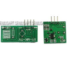 433Mhz RF Módulo Receptor + Transmisor Inalámbrico Enlace Kit para Arduino