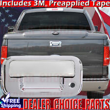 2004-2014 FORD F150 08-16 F250 Superduty Chrome Tailgate Handle COVER W/Keyhole